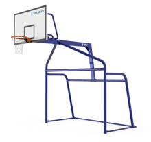 Jlg-110 Integral Basketball Stand Football Door