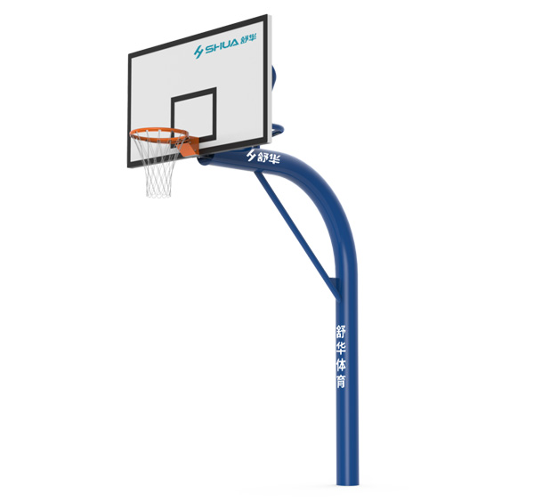 JLG-101D Buried Standard Basketball Frame